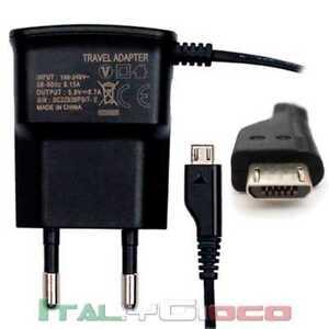 Caricabatteria-Da-Rete-per-Samsung-Xiaomi-Oppo-Sony-LG-Huawei-ZTE-Micro-USB-Muro