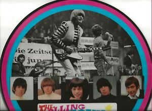 THE-ROLLING-STONES-034-IN-ACTION-034-PICTURE-DISC-LP-WEST-GERMANY-IMPORT