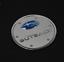 FIT FOR Subaru Outback 2015-2018 ABS Chrome Fuel Cap Cover Decor Trim Protector