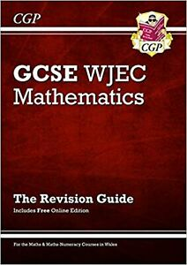 New-WJEC-GCSE-Maths-Revision-Guide-with-Online-Edition-New-Paperback-Book