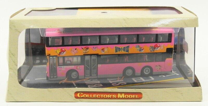 CSM COLLECTOR'S MODELLO 1 76 76 76 SCALA CM-DA102B - Dennis Dragon Bus-Hong Kong R269C d144bf