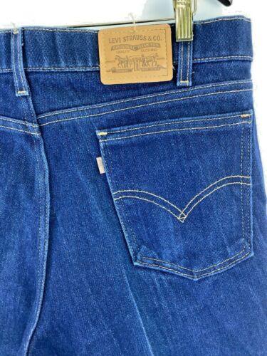 Levis 547 Mens Denim Blue Jeans Comfort Fit Straig