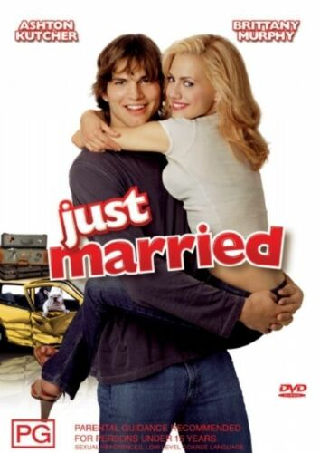 1 of 1 - Just Married (DVD, 2004) Like New