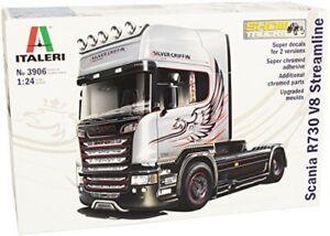 Scania R370 Streamline 4x2 - Camions et remorques 1/24 Italeri 3906 8001283039062