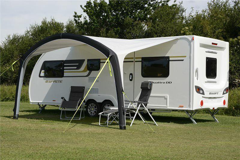 Kampa Sunshine 400 AIR Pro  Luftzelt Camping