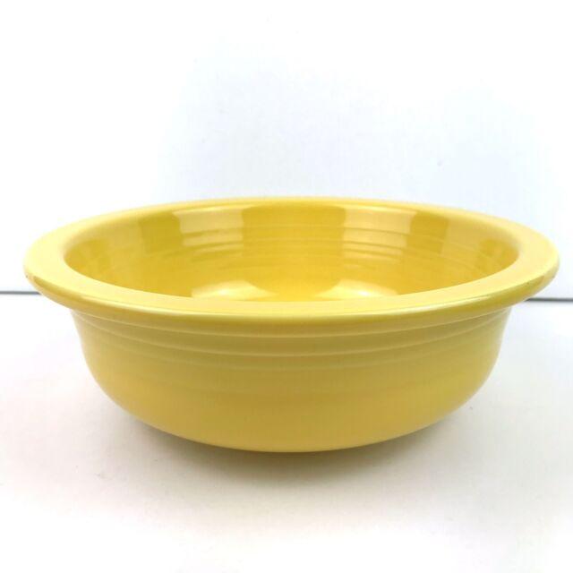 Fiestaware Sunflower Yellow 6 oz Fruit Bowl Fiesta Homer Laughlin