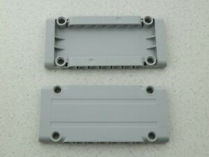 5 Lego Technic Panel Paneele 5x11x1 neu-hellgrau NEU 64782