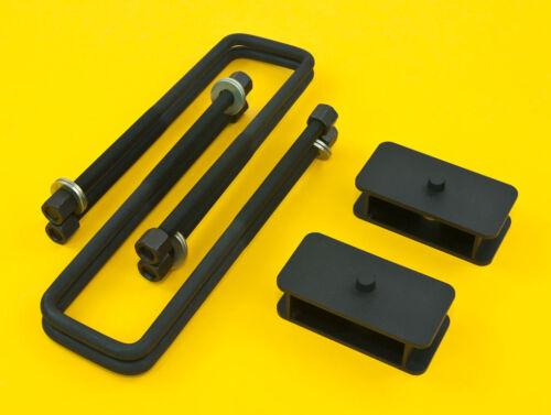 """Steel Leveling KitFront 3/"""" Rear 2/"""" GMC Sierra Chevy Silverado 07-16 2WD"""
