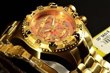 Invicta Reserve 52mm Excursion TOURING ED Swiss Chronograph Rose Gold Dial Watch