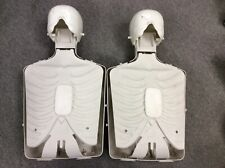 2x Laerdal Little Anne Torso Cpr Adult Manikin Partsrepair Shell Only