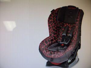 Image Is Loading Britax Marathon G4 Convertible Car Seat Pink Giraffe