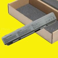 Laptop Battery For Toshiba Satellite E105 E105-s140 Power Supply 8cell