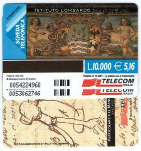 NUOVA VARIANTE MAGNETIZZATA GOLDEN 1074a (C&C F 3156) MANOSCRITTO DI VOLTA leggi - Italia - NUOVA VARIANTE MAGNETIZZATA GOLDEN 1074a (C&C F 3156) MANOSCRITTO DI VOLTA leggi - Italia