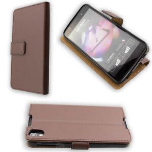 caseroxx-Bookstyle-Case-fur-BlackBerry-DTEK50-in-braun-aus-Kunstleder