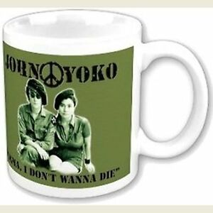 John-Lennon-I-Don-039-t-Wanna-Be-A-Soldier-White-Coffee-Mug-Boxed-Official-Fan-Gift