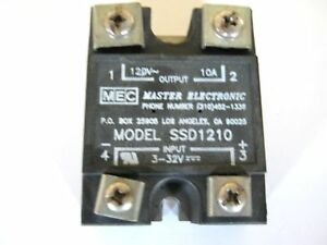 MASTER-ELECTRONICS-SSD1210-SOLID-STATE-RELAY-10-AMPS