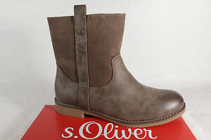Details about S.oliver Women's Ankle Boots Ankle Boots Pepper New