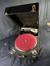 ancien gramophone phonographe colombia n° 201