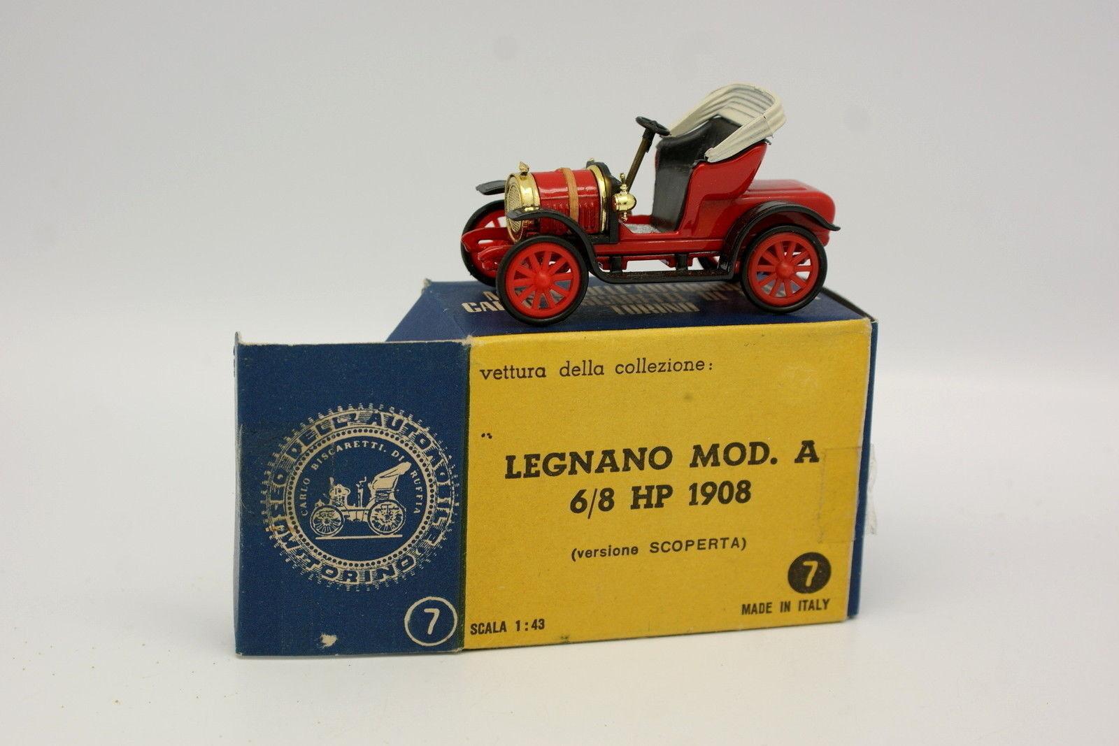 Dugu 1 43- Legnano Modelo a 6 8 hp 1908