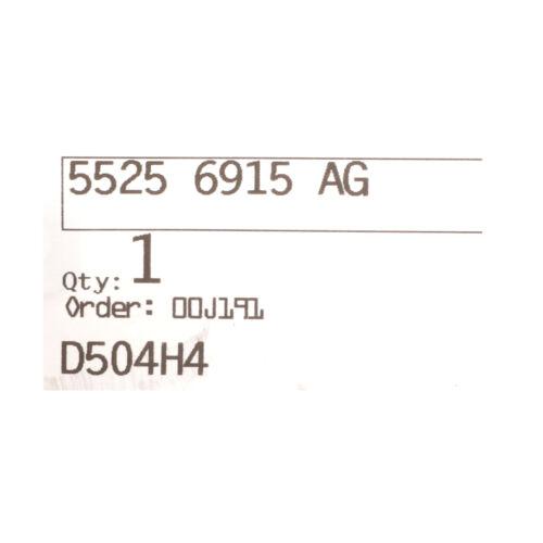 DURANGO DAKOTA ASPEN DOOR HINGE UPPER FRONT LEFT DRIVER OEM MOPAR 55256915AG