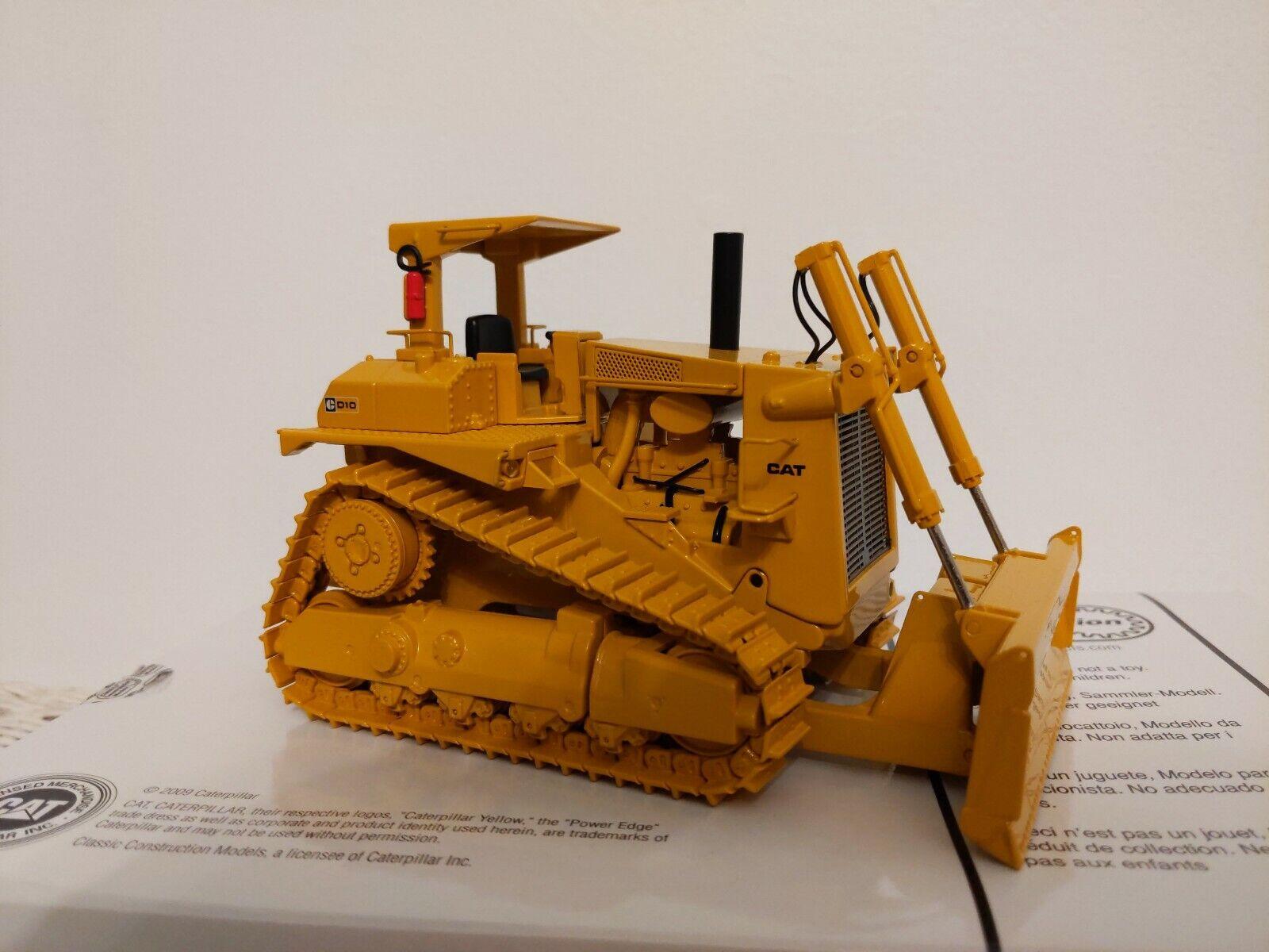 1 48 Caterpillar Cat D10 Push Dozer ROPS CCM