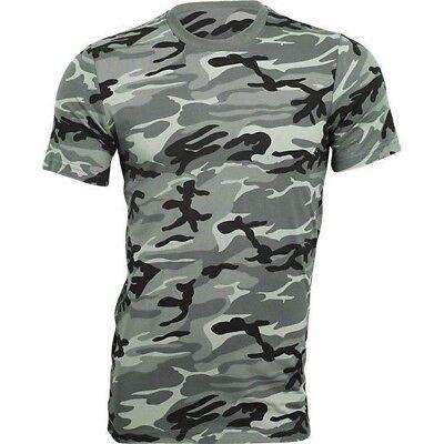 "Brand New Russian Army Camo T-shirt /""Kukla/"" Military Hunting Fishing SPLAV"