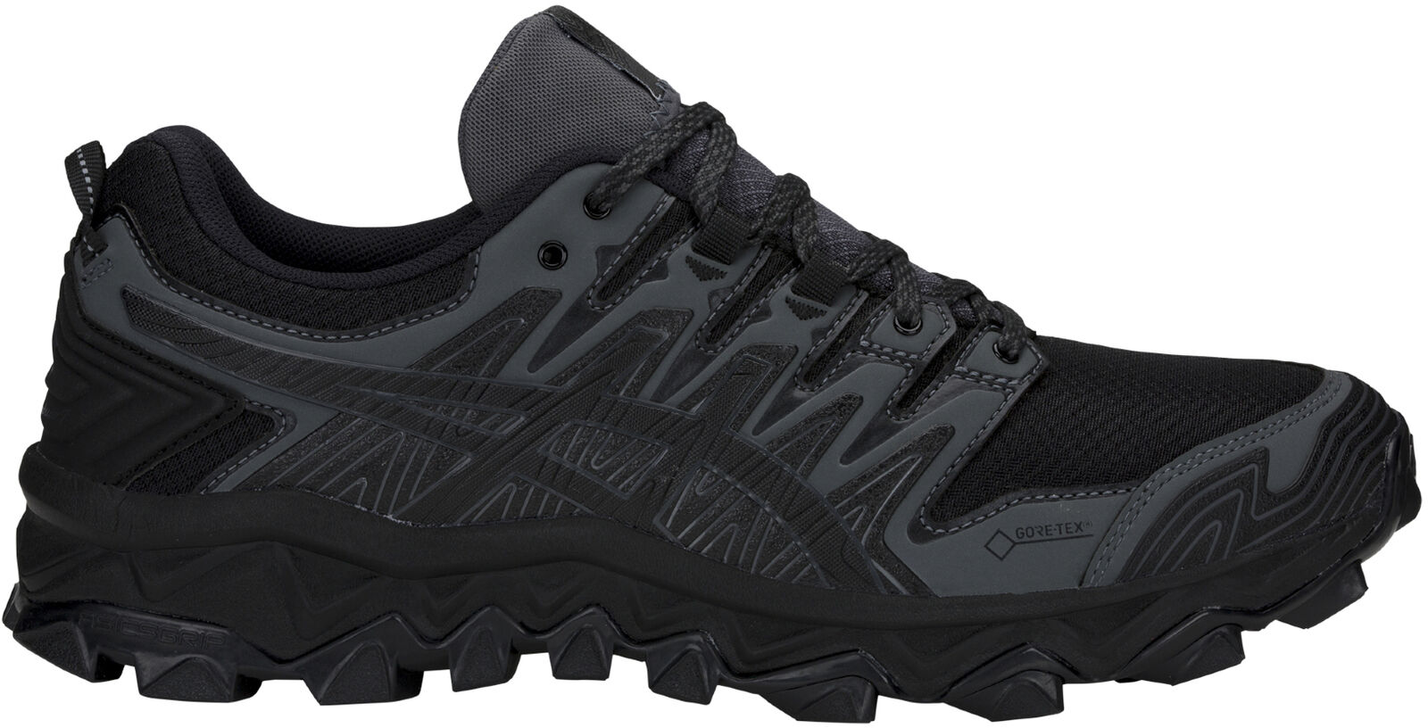 Asics Gel FujiTrabuco FujiTrabuco FujiTrabuco 7 Goretex Hombres Trail Running Zapatos-Negro 7f5440