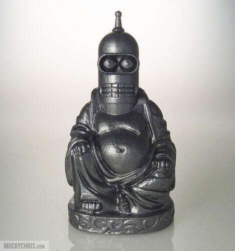 Bender BuddhaFuturamaDark Steel
