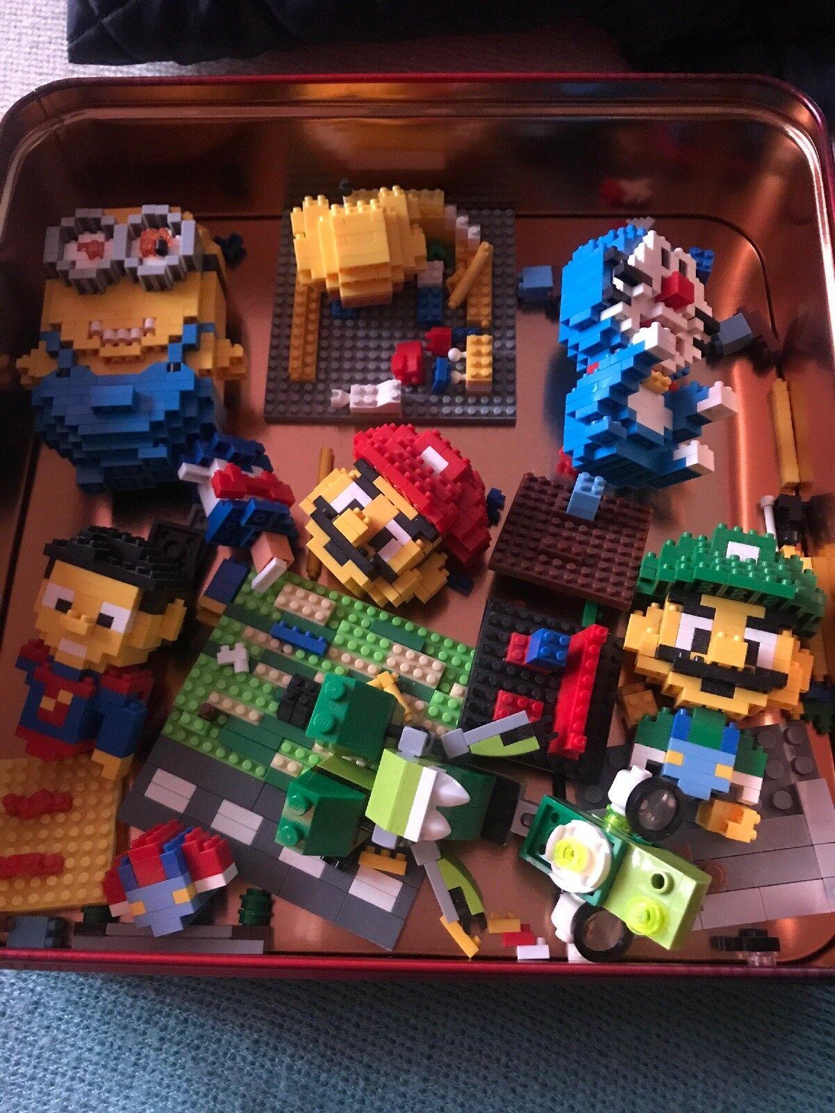 Mixed Mini  Lego Bundle