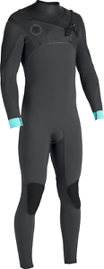 VISSLA Men's  3 2 NORTH SEAS CZ Full Wetsuit - DKG - Medium Tall - NWT  check out the cheapest