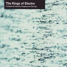 Playgroup & Alter Ego Kings Of Electro Part B vinyl LP NEW sealed