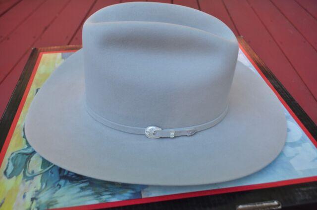 Buy Stetson Cowboy Hat 4x Beaver Fur Size 7 1 2 online  a9275efdfba