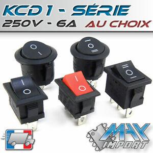 Interrupteur-a-bascule-KCD1-Modele-au-choix-Lots-multiples-prix-degressif