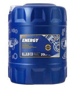 20L Mannol Energy 5W-30 Motorenöl API/SL ÖL 5W30 Motoröl für MERCEDES VW FORD