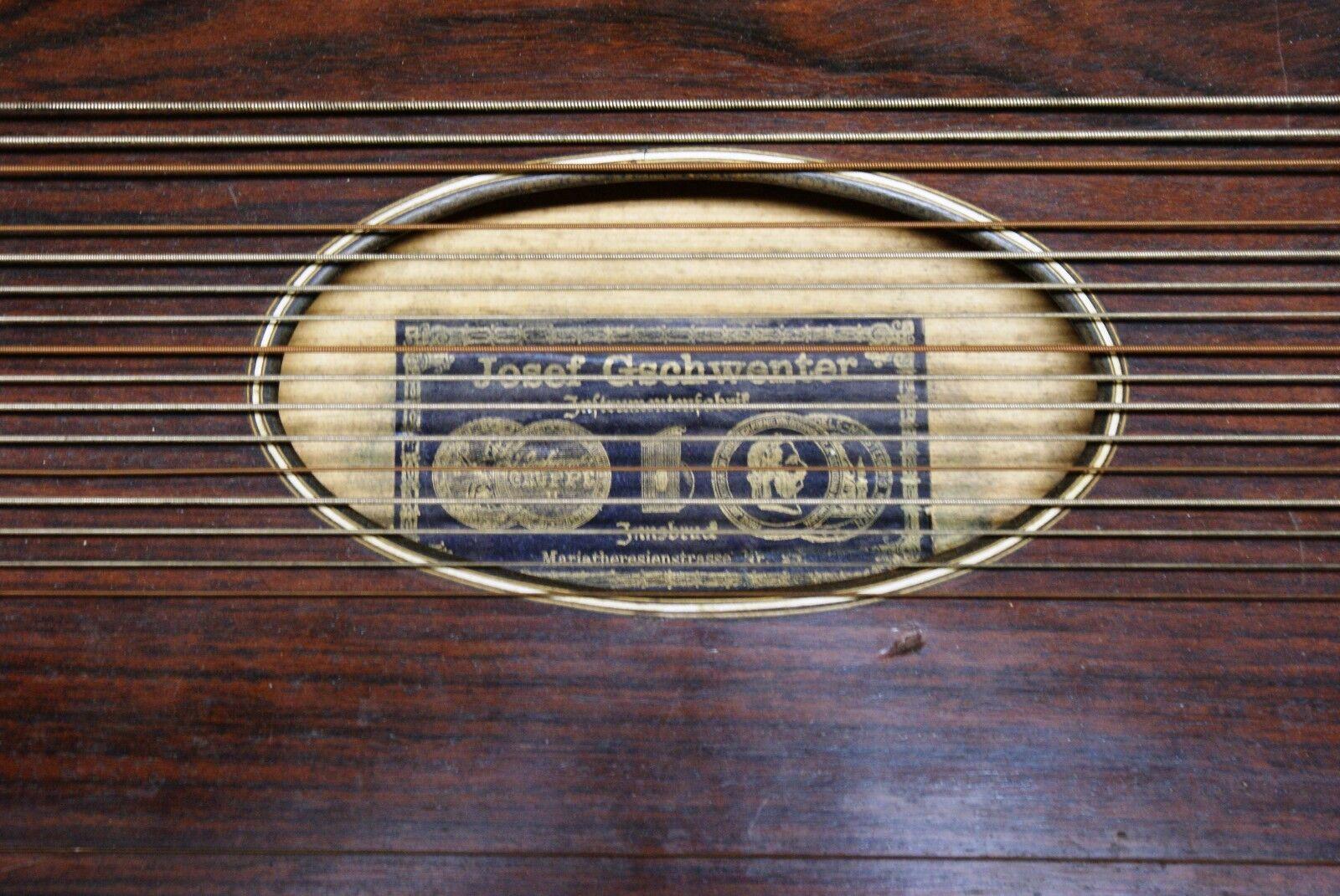 Antico strumento a a a corda + custodia fc27df