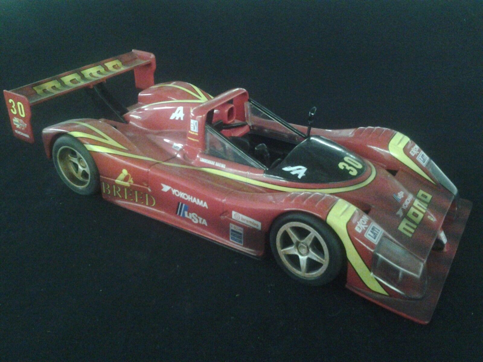 Hot Wheels Ferrari 333SP 1996 1 18 Papis   Moretti IMSA GT (MCC) race dirt