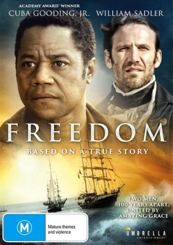 1 of 1 - Freedom (DVD, 2015)