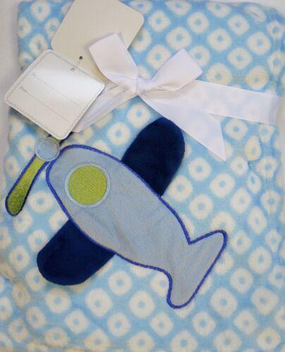 Baby Blanket Fleece Newborn Boys Girls Butterfly Owl Plane