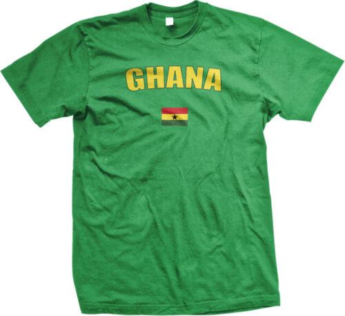 Ghana Republic Country Pride National Pride Accra  Mens T-shirt