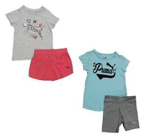 puma toddler shorts
