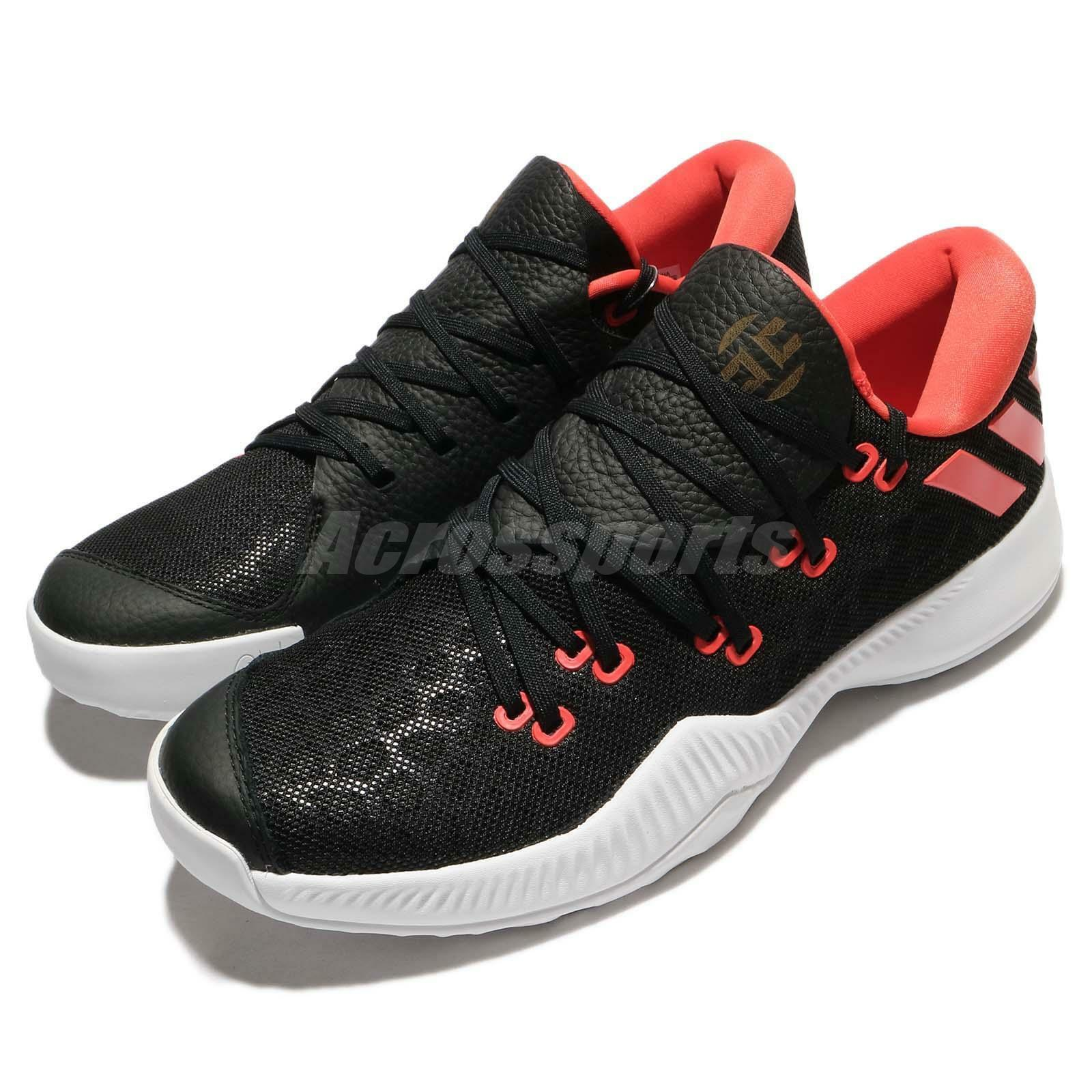 Adidas Harden B E James Bounce Black Red Men Basketball shoes Sneakers AC7820
