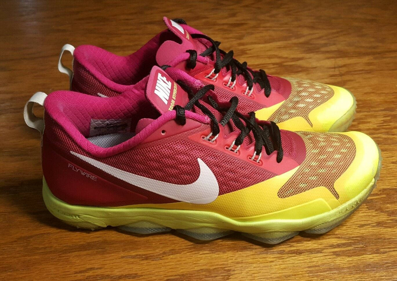 Nike Zoom Hypercross TR2 men's running shoes - Sz 10 M - Excellent condition