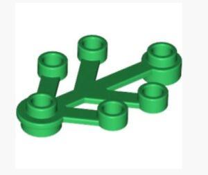 242328 LEGO PLANTE FEUILLE 4 x 3 vert 5 pièces