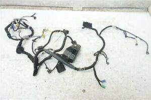 Details about 07 Honda CR-V EXL Headlight wire harness wires wiring on