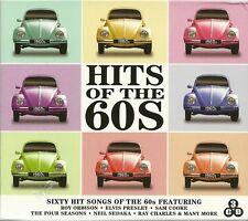 HITS OF THE 60s - 3 CD BOX SET - CATHY'S CLOWN, APACHE, STRAWBERRY FAIR & MORE