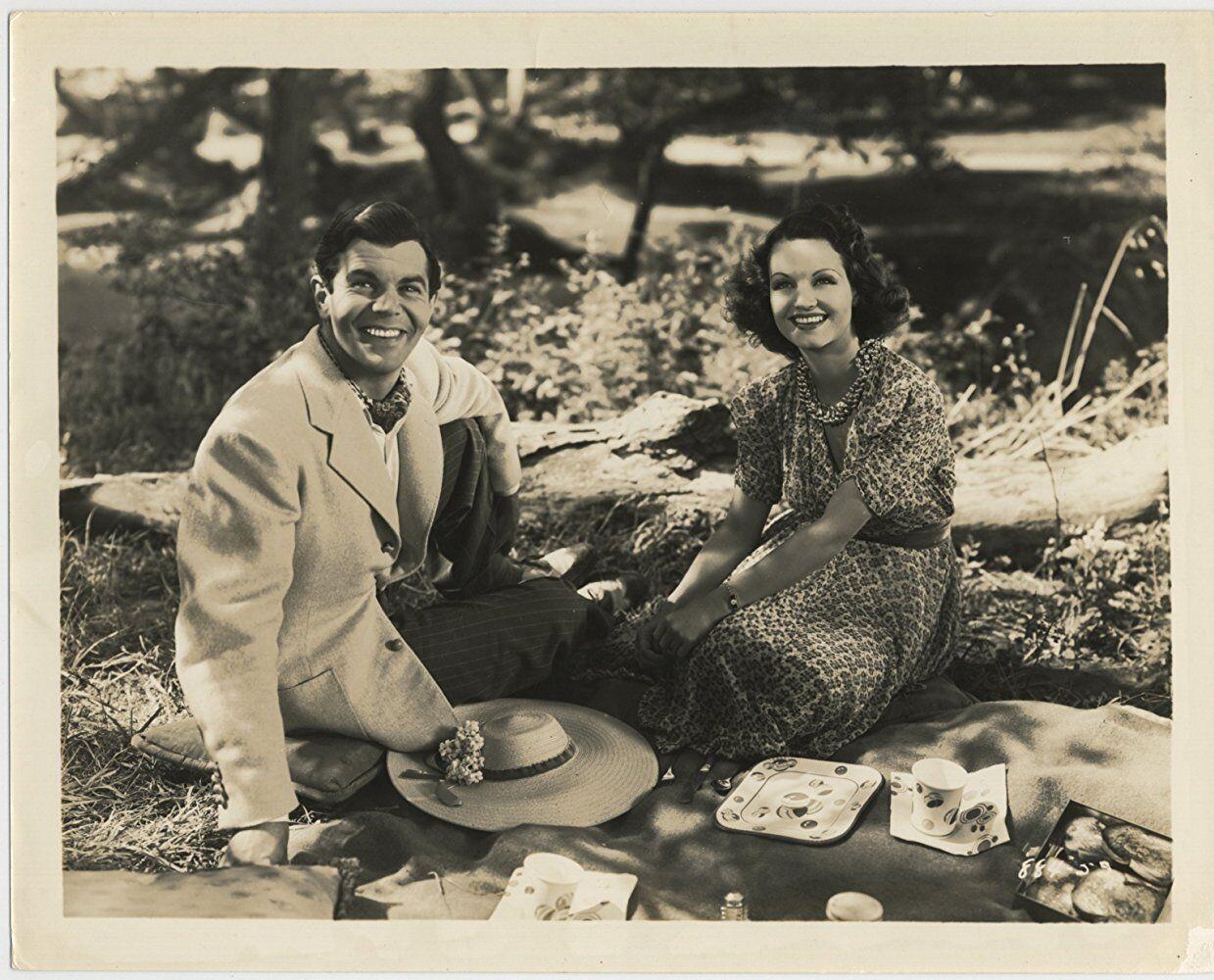 SMUGGLED CARGO 1939 Barry Mackay, Rochelle Hudson regio