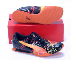 USAIN BOLT SCARPE DA GINNASTICA rara Legend Footwear Puma yaam LAVA Edition