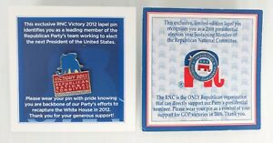 Republican-National-Committee-RNC-Lapel-Pins-Lot-of-2-2008-2012