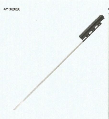 """Puerto Rico Fishing ground spike rod holder 48/"""" for surf bank fishing gear"""