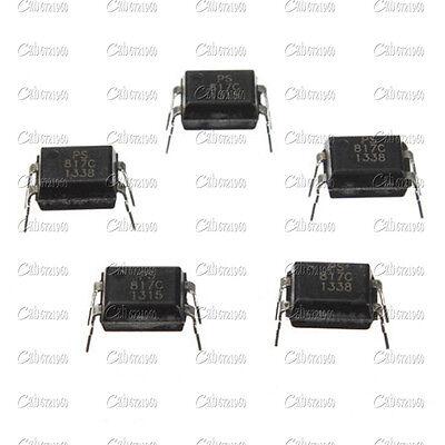 20PCS PC817 PC817C EL817C LTV817 PC817-1 DIP-4 OPTOCOUPLER SHARP
